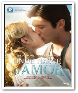 Download Onde Nasce o Amor RMVB + AVI Dublado DVDRip + Torrent DVD R   Baixar Torrent