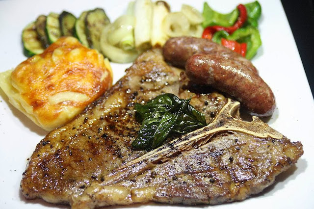 steak dow jones marciano's tuscany mckinley hill awesome secret foodies tour