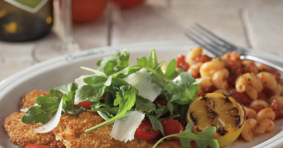 Carrabba\'s Italian Grill Copycat Recipes: Parmesan Crusted Chicken ...