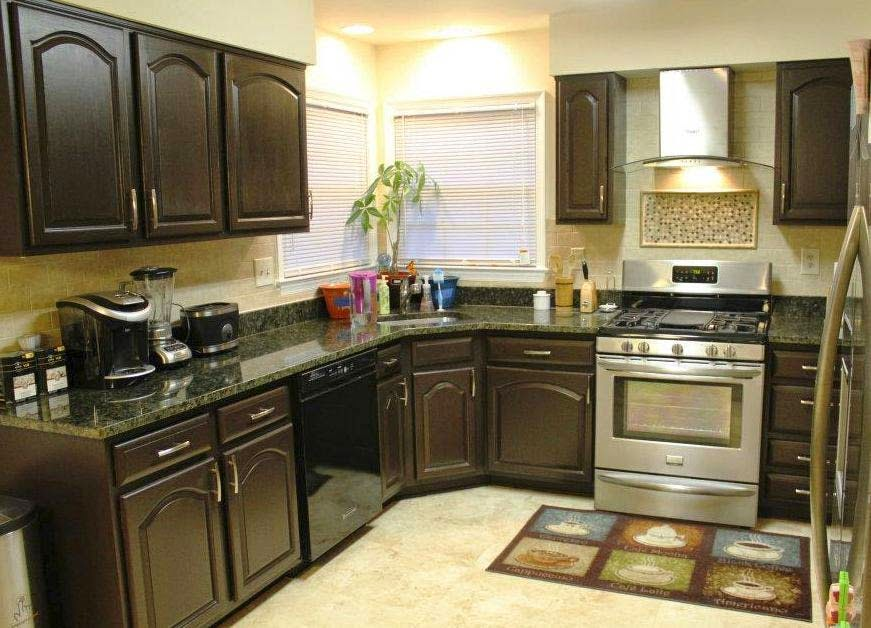 Kitchen Cabinet Painting Colors Ideas Design