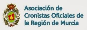 <center>Asociación de Cronistas Oficiales de la Región de Murcia</center>