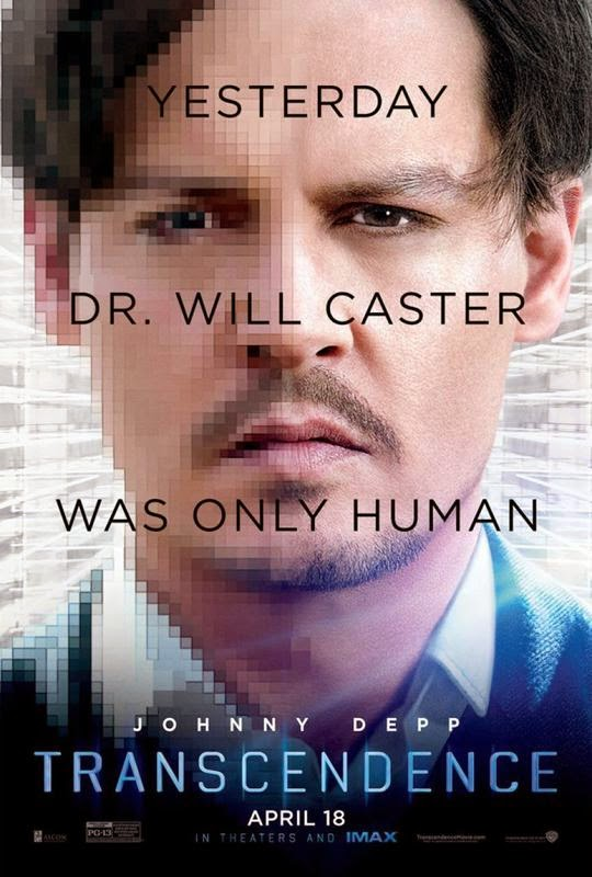 Transcendence (2014) [BR-SCREENER 720p] [Castellano HQ] [Thriller]