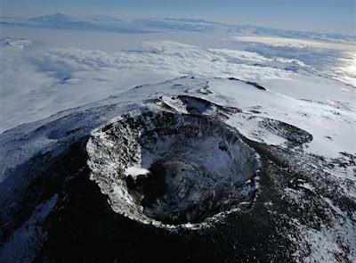 Erebus Mount