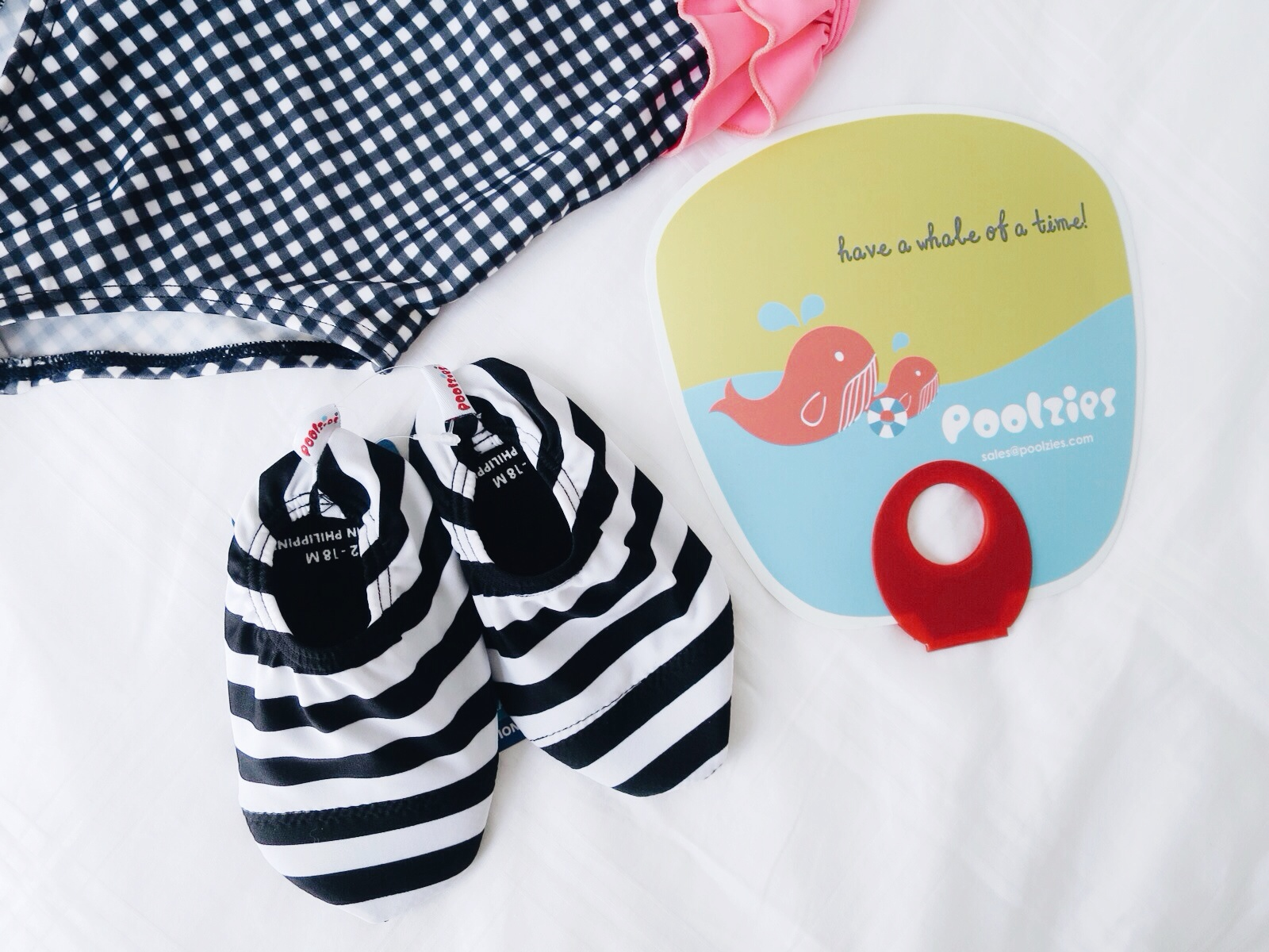 Gustosa giveaways for baby