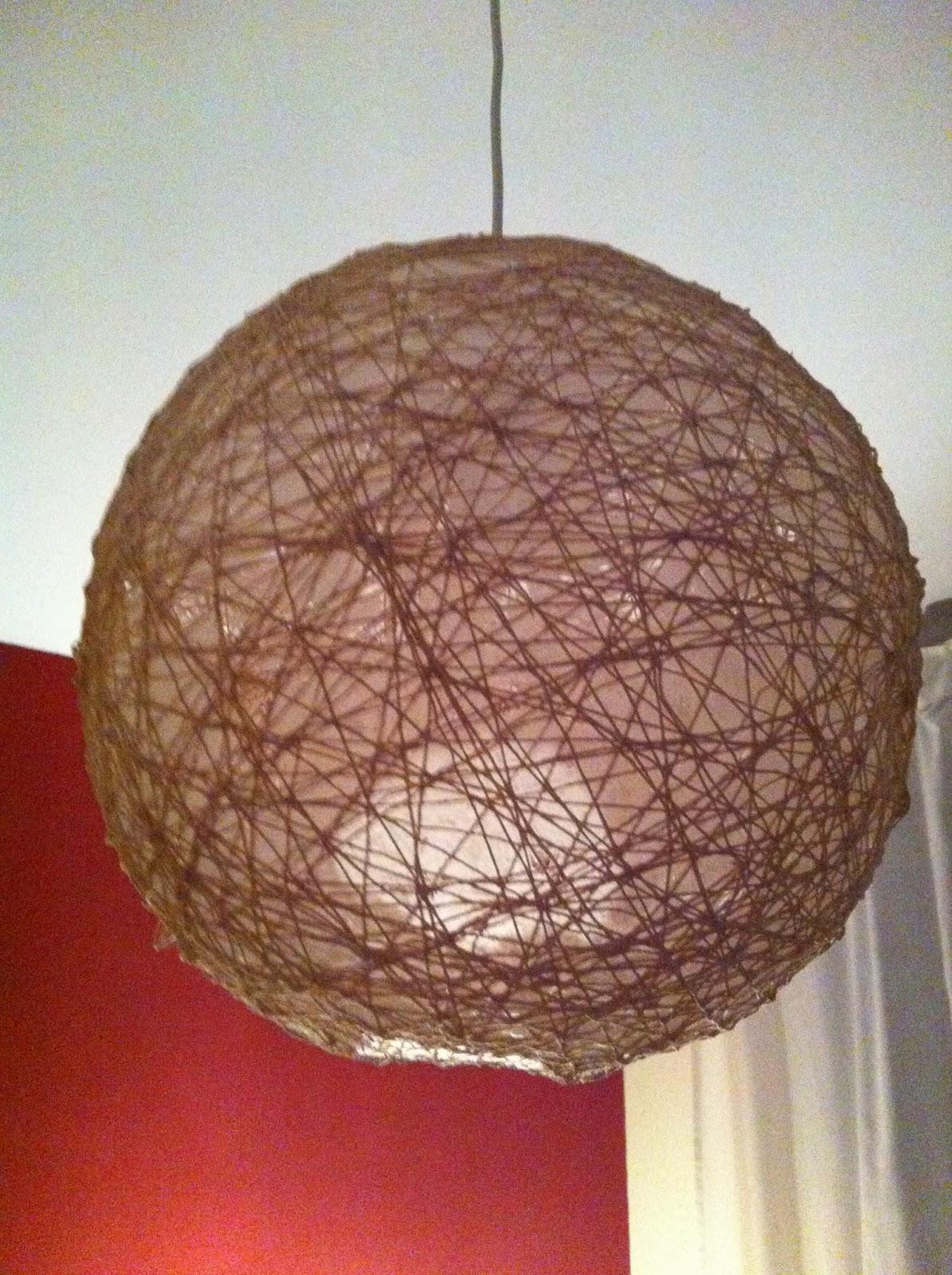Crea tu mismo lamparas hechas a mano Lamparas de techo hechas en casa