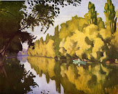 Albert Marquet River Scene