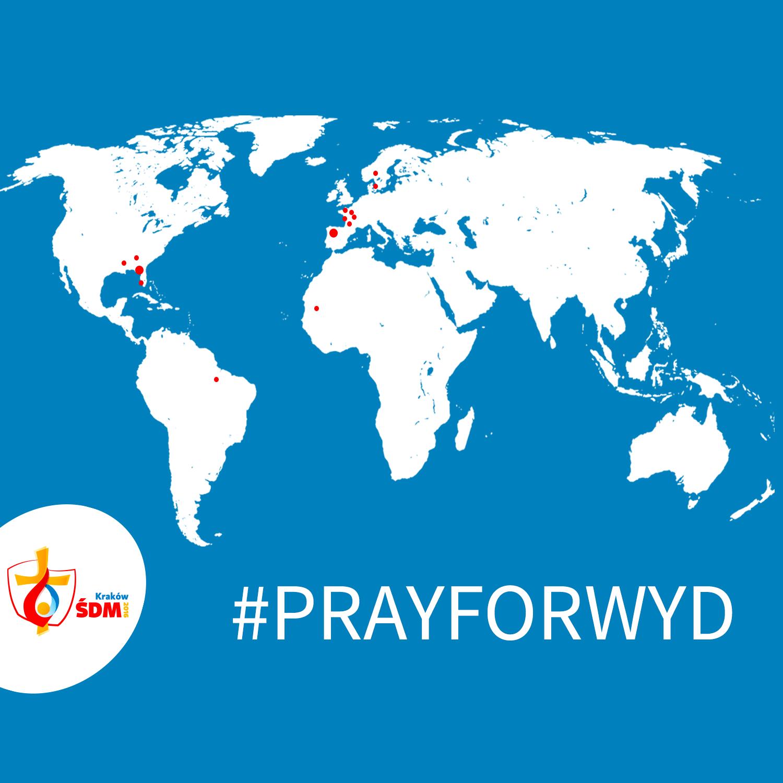 Марафон молитви за СДМ 2016