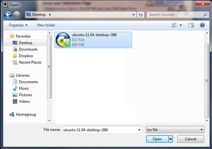 Create Ubuntu Boot Stick