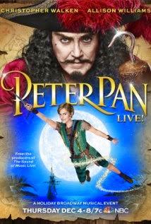 Peter Pan Live! Poster 2