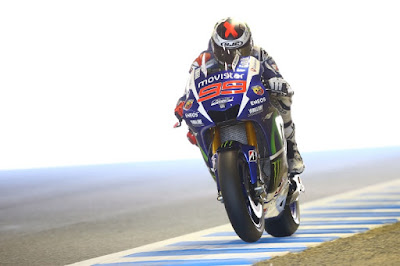 Hasil Lengkap Latihan Bebas 2 MotoGP Motegi, Jepang 2015