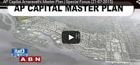 AP Capital Amaravathi Master Plan  Special Focus