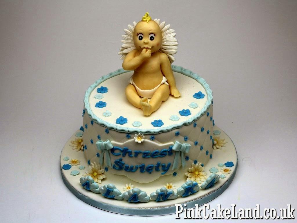 Christening Cakes Hounslow