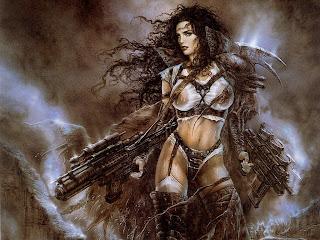 Suggest luis royo heavy metal remarkable