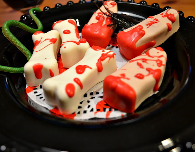 Halloween Finger Food 2