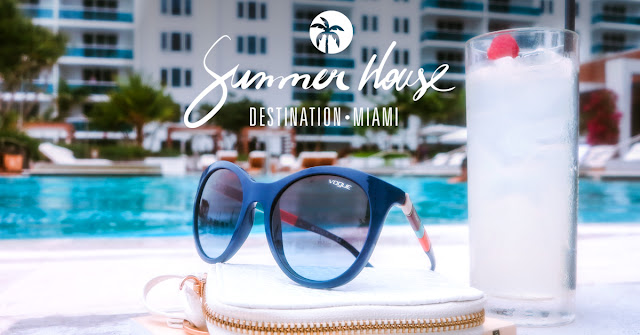 Vogue Eyewear, Summer House Miami Contest, win trip with 3 BFF's, food, nightlife, dream holiday, food, friends, exotic party MIAMI Beach, Fashion, Vacation