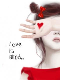 Is Love Blind? - love is blined