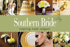 Follow the SOUTHERN BRIDE MAGAZINE Blog