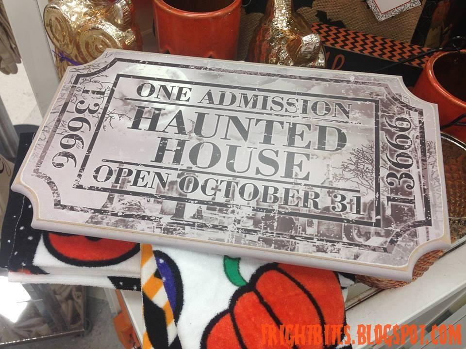 Fright Bites: Halloween 2015 Finds at HomeGoods Part 2