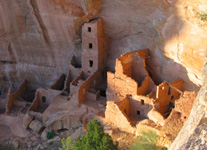 Square Tower House, Mesa Verde