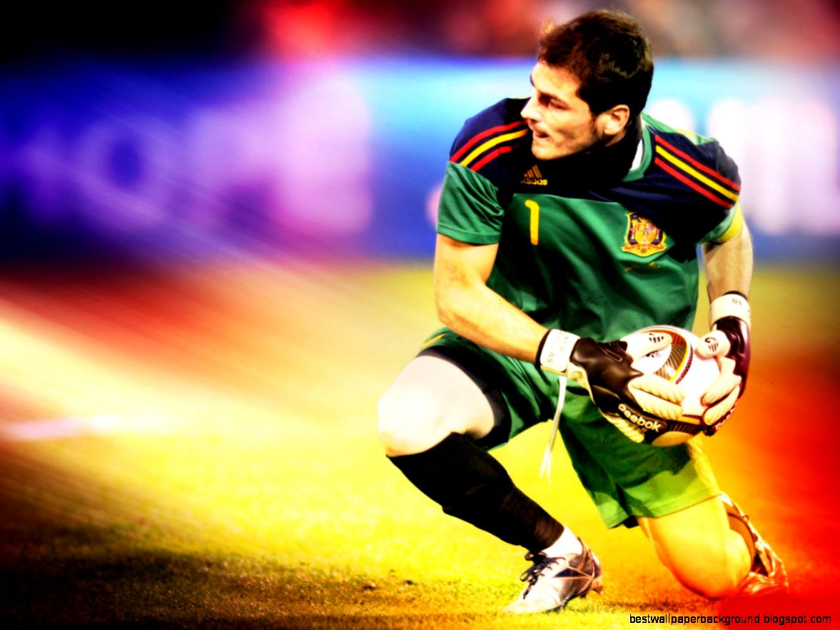 Iker Casillas Latest Hd Wallpapers 2013  All Football Players HD