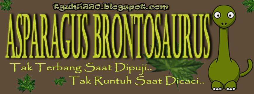 ASPARAGUS BRONTOSAURUS