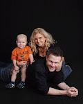 David, Heather & William