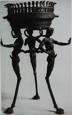 """Imagem do livro """"Enciclopédia dos Museus"""" - Pompeia"""