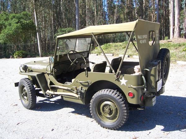 1943 Ford GPW Jeep | Auto Restorationice
