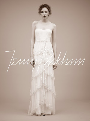 Characteristic of Jenny Packham Wedding Gown
