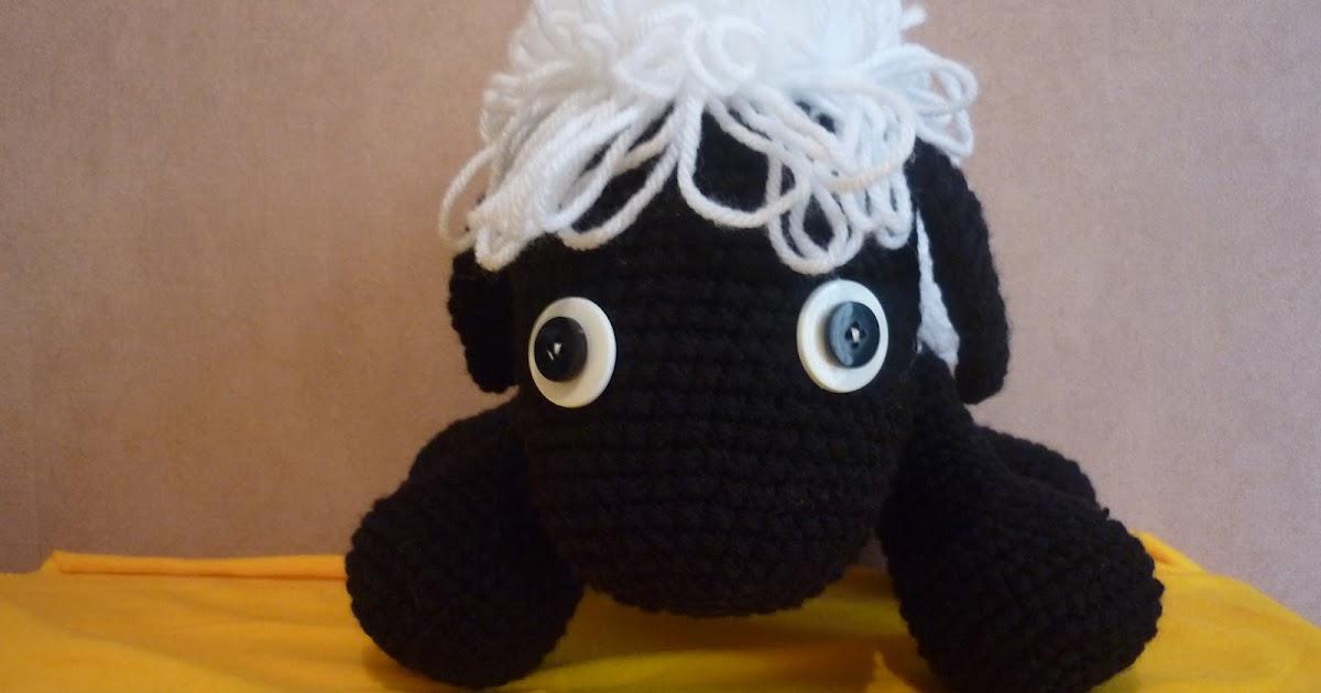 Tejiendo Suenos: Oveja Amigurumi crochet + Patron