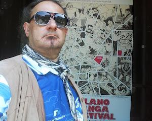 MANGA FESTIVAL  MILANO.RONDA 20/6/13