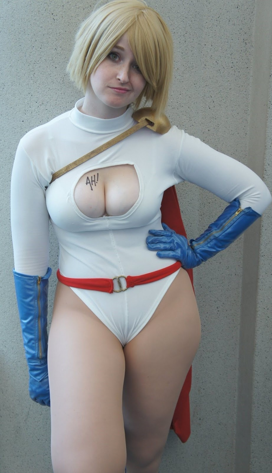 cosplay busty girls nude