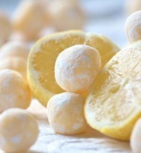 white chocolate lemon truffles related bake little lemon souffles ...