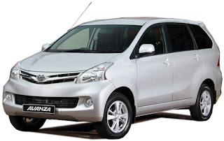 Ubud Taxi Driver, Toyota Avanza