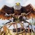 Águia da Portela é a mais nova atração do Parque Madureira