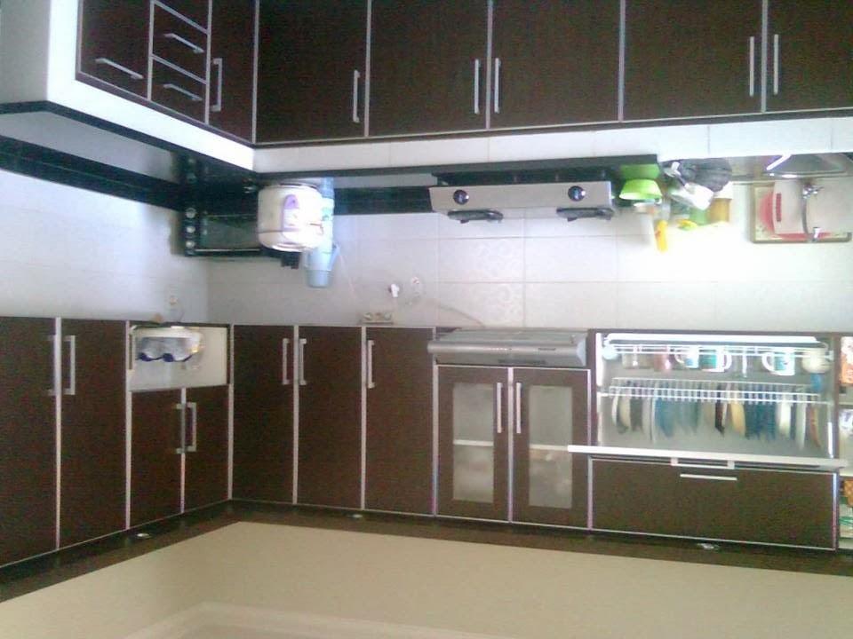 Jasa kitchen set bekasi murah for Jasa buat kitchen set