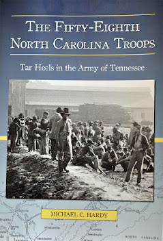 The Fifty-eighth North Carolina Troops