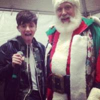 Greyson Chance Santa Clause Christmas Video