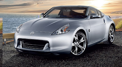 2012 Nissan 370Z Coupe