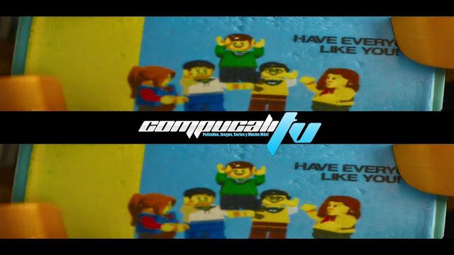 Lego La Pelicula 2014 3D OU Latino