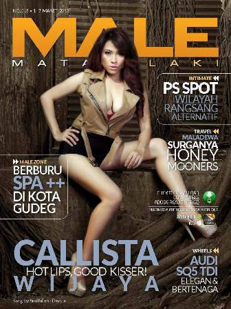 Download MALE Edisi 018 - Callista Wijaya