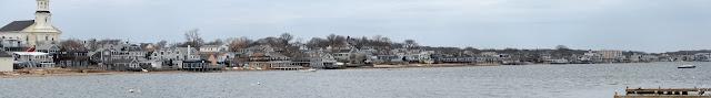 Panorama Provincetown, Cap Cod, Massachusetts