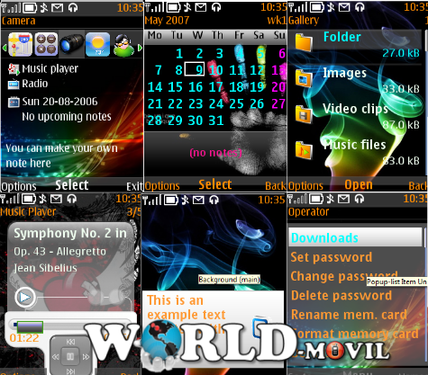 Descargar Gratis Juegos y Aplicaciones para Nokia x3-00 (megapost)[MU]