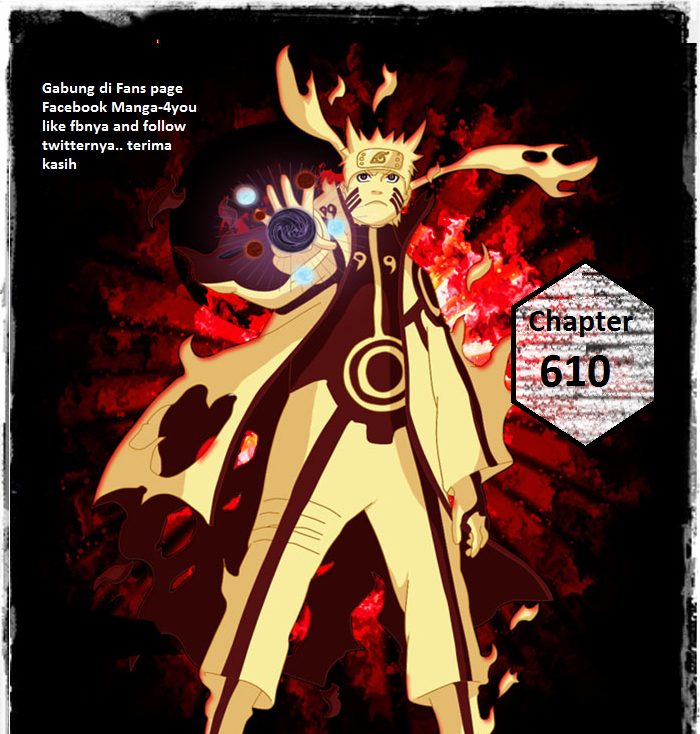 Free Download Naruto Chapter 610