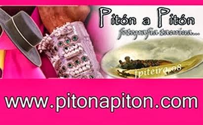 Pitón a Pitón - Fotografia