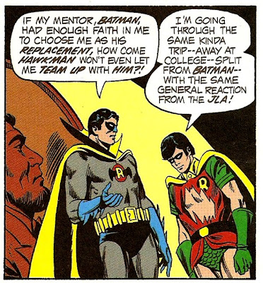 Favorite comic book version of Robin?  (Batman's partner) Ripped%2Bup%2Bcostume
