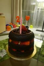 ♥ BIRTHDAY CAKE 2012 ♥