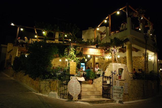 Херсонисос, Крит. Hersonissos, Crete.