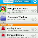 GeoQpons android
