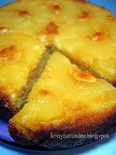 pineapple-polenta-cake